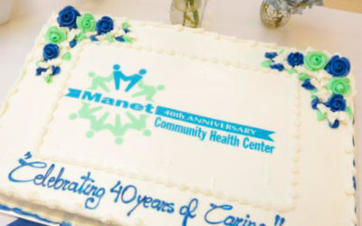 Manet Celebrates 40 Years of Caring