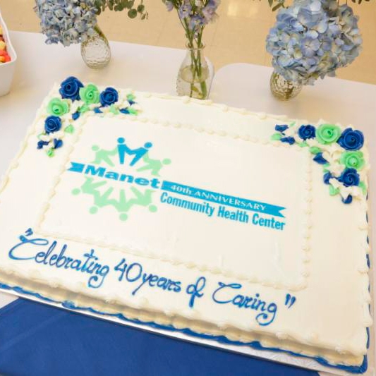 Manet Celebrates 40 Years of Caring