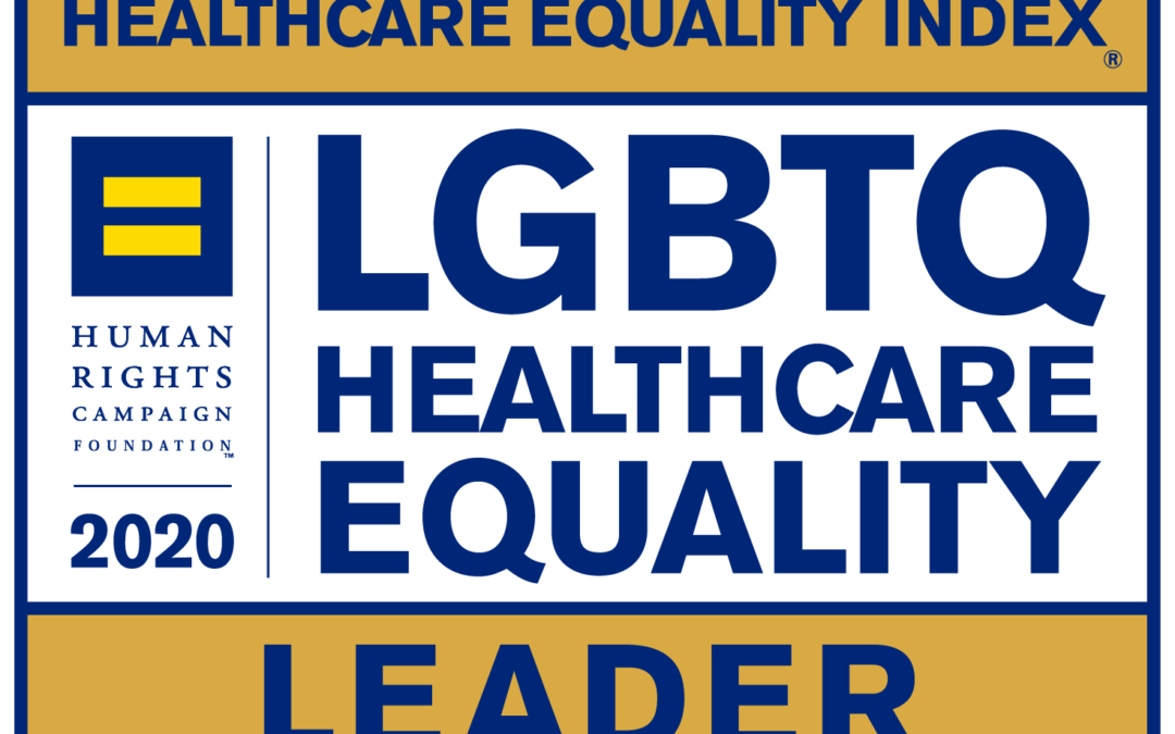 Manet Recognized as a Leader in LGBTQ Health Care Equality by Human Rights Campaign Foundation