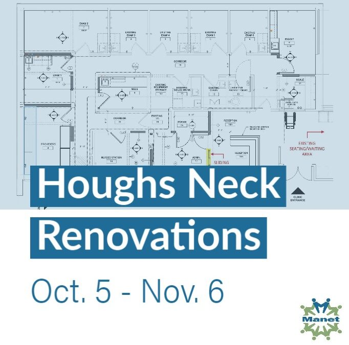 Houghs Neck Renovations to Begin Oct. 5