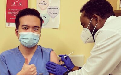 Manet Doc Shares His Vaccine Experience