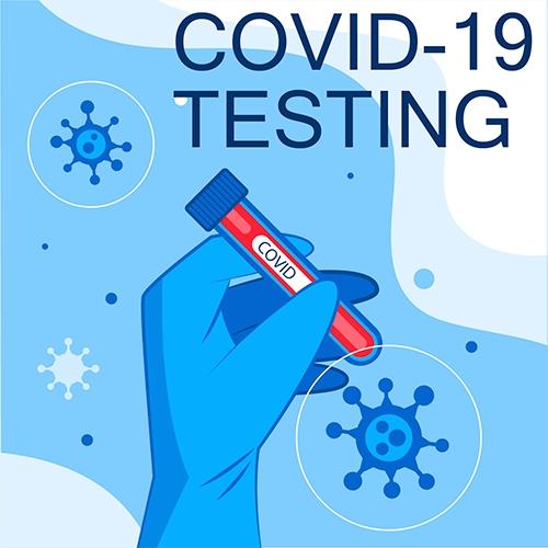 COVID TESTING MANET